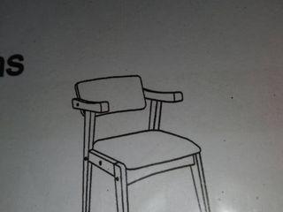Dining Chair Dark Gray