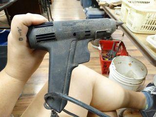 Handi Works Rotary Tool and Sears Hot Glue Gun
