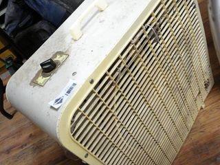 Portable Box Fan