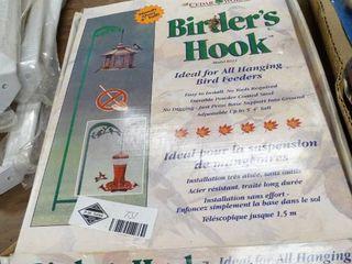 Birder s Hook Bird Feeder Hanger