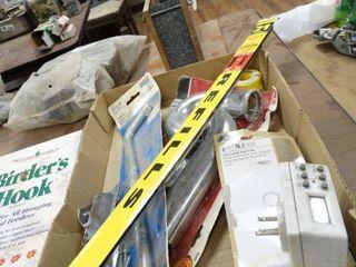 Toilet repair  wiper blades   misc
