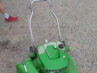 lawn boy self propelled lawn mower model 8270