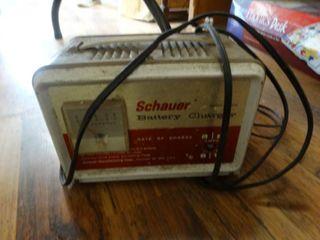 Schauer battery charger