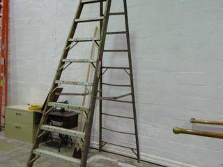 Werner 12 ft folding ladder