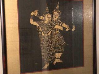 Thai Silk Prints