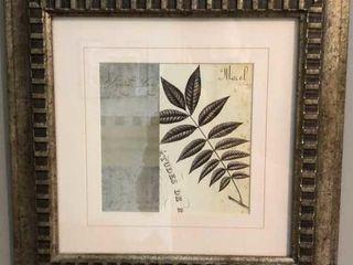 Framed Decorative Print