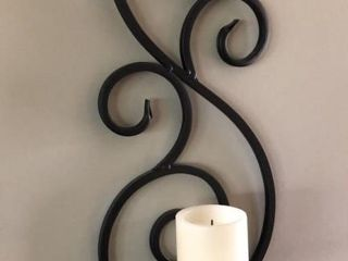 Set of Candle Sconces