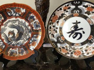 Handcrafted Japanese Plates