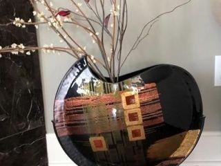 Decorative Circle Vase