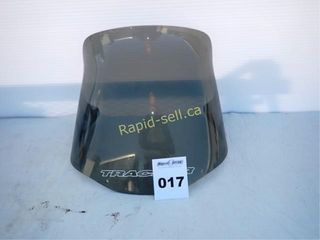 Tracker Windshield