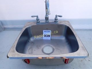Kitchen Sink & Taps - New