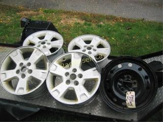 Rims From 2105 Ford Escape