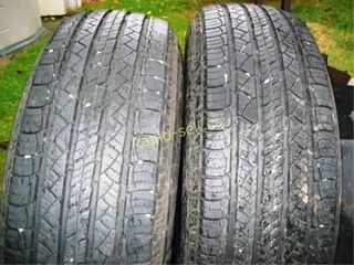 Ten Michelin Tires