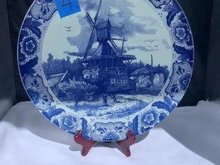 Vintage Oval Platter