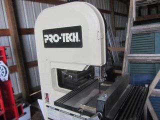 Protech Band Saw, Model 3203