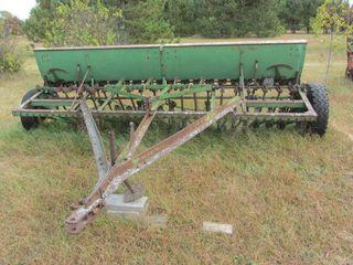 John Deere Grain Drill