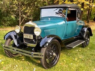 1928 Ford Model-A Roadster --- NO RESERVE