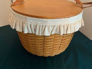 longaberger basket 11 1 2 x 17