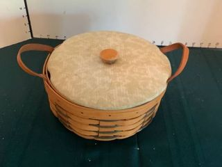 longaberger basket 4 1 2 x 10