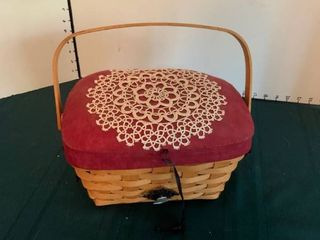 longaberger basket 11 x 8 x 7