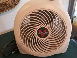 Vornado heater works