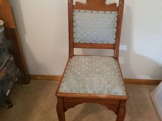 Vintage chair 33  tall