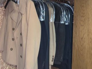 Mens suit jackets and suits size large