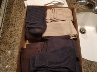 Assorted men s socks