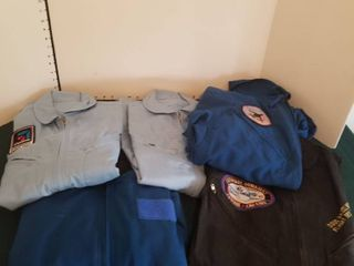 Men s flight suits size 40 and 42