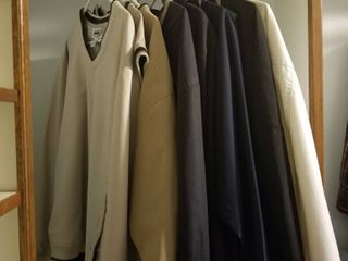 Men s jackets size medium and large
