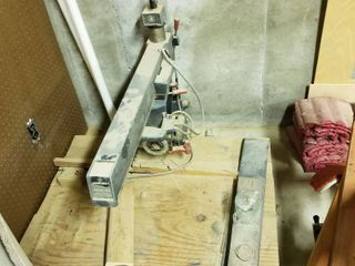 Power craft radial saw