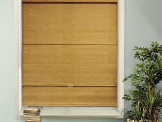 33  x 64  Chicology Cordless Magnetic Roman Shade
