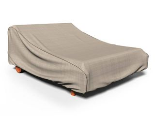 Budge Waterproof Outdoor Patio Chaise lounge Cover