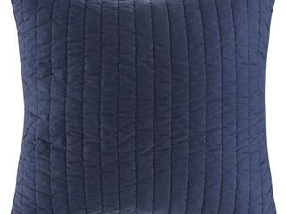 Camella Cotton Quilted Euro Sham