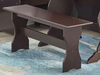 Simple living Bella Nook Dining Bench