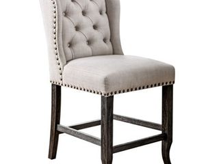 Furniture of America Tays Counter Height Stool