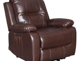 Evan Power Motion Faux leather lift Chair
