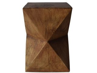 Waylon Outdoor light Weight Concrete Side Table by Christopher Knight Home Retail 79 98