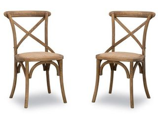 Bentwood Chairs  Set of 2  Retail 316 49