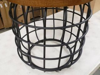 Indoor Outdoor Stool  End Table