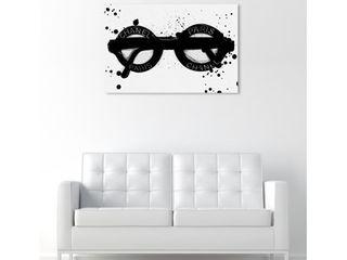 Oliver Gal  Fashionable Eyes  Fashion and Glam Wall Art Canvas Print