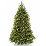 PowerConnect Dunhill Fir Tree with Clear lights   7 5  Retail 336 99