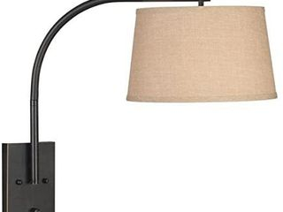 Kenroy Home Design Craft Hackett Wall Lamp w/ Shade