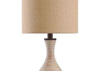 StyleCraft Pamela Natural Table lamp