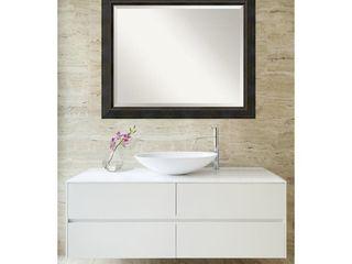 Bathroom Mirror Signore Bronze 25 x21