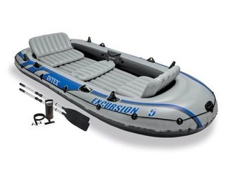 Intex Excursion 5 Boat Set   2013 Model