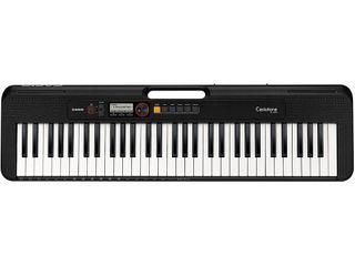 Casio Casiotone  61 key Portable Keyboard  ct s200bk