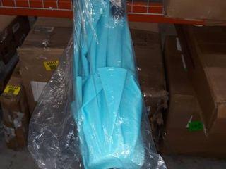 Turquoise 60 inch umbrella