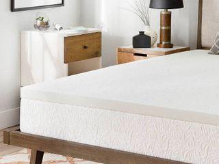 Weekender 2 Inch Ventilated Memory Foam Mattress Topper Queen