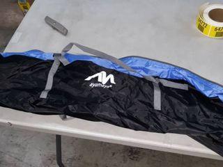Ayamaya Blue and black Camping Tent